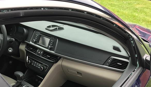 auto window replacement